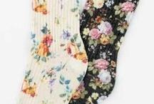 Meias - socks / Adoro!
