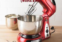 stand mixer / by carol lewis