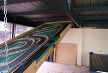 Scalextric Track Layout