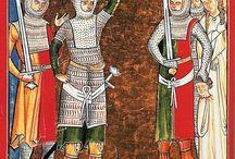 Armature XIII secolo / Fonti, reperti e rievocatori