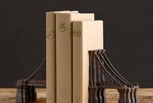 The Best Bookends  / Your best books deserve the best bookends. Support us here http://www.indiegogo.com/projects/new-publisher-house-a-revolutionary-publishing-system so we can support you