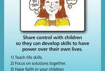 Sfaturi pentru părinți / Sfaturi care pot îmbunătăți relația #părinte-#copil.