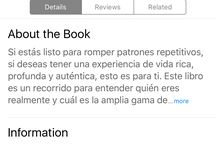 Audio Books / Creation and ingestion of audio book content, later submitted to online book channels.