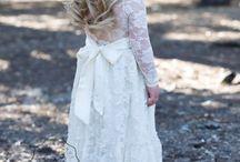 flower girl bridesmaids