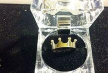 Gold Crown / Custom Ring