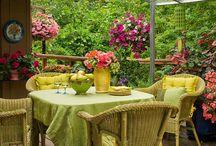 Bahçe tasarım