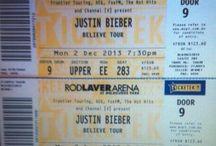 bieber tickets