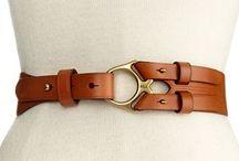 Hebillas cinturón