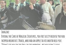 Draco imagines