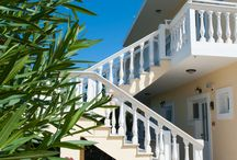 Katerina Studios in Tsilivi,Zakynthos / Katerina Studios is ideal for couples and small families that want to be in the center of Tsilivi and close to the beach.The sandy & safe beach of Tsilivi is just 400m from the Studios.If you want to add typical traditional Greek hospitality to the above then the result will be the Katerina Studios. Book Now Your Holidays in Katerina Studios by visiting the following link: http://www.zantehotels4u.com/english/main/hotels/details/Katerina-Studios/15