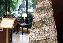 Please like and share, The Langham, Auckland's sustainable Christmas Tree / https://www.facebook.com/thelanghamhotels/photos/a.1213439942005894.1073741833.170861296263769/1213440308672524/?type=3&theater