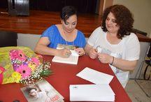 """Παρουσίαση του βιβλίου """"Λευκά όνειρα"""" στο Πνευματικό κέντρο Γιάννης Ρίτσος στο Αιγάλεω"""