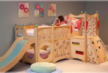 Bedrooms for children / Bedrooms for children