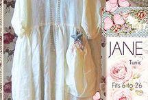 Sewing & Design - Inspiration
