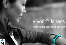 ΝΕΟ GARMIN Vivofit fitness band!!!!