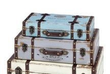 suitcase & chest