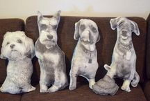 DIY For Dog Lovers - Group Board! / Share your best Do-It-Yourself projects and crafts for dog lovers! Includes recipes, crafts, tutorials for sewing dog clothes, beds and toys, ideas for housewares and accessories that celebrate your breed - all fun ways for dog lovers who are inspired by their pups!