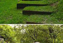 Escada jardim Ibiuna