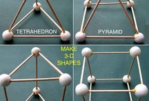 STEM / Marshmallow structure