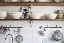 Kitchen Ideas / by Dayna Bose-Higgins