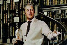 Rex Harrison / by The Fine Art Diner