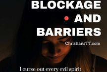 PRAYER Against The Spirit of Blockage And Barriers