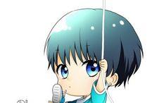 Chibi/ Anime