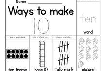 Math / School / First Grade