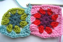 Crochet / Knit / Sew / Ideas, projects for crochet, knitting and maybe search out the needle and thread