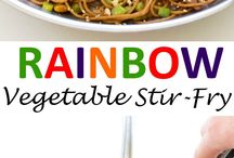 Healthy Recipes / A healthy diet is the foundation to a better digestive system. These recipes are full of fruits, veggies and vital nutrients for a happy tummy.