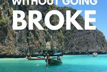 Budget Travel / Go on an adventure that won't break the bank!