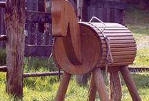 Pferd Holz