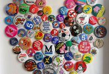 Badges / by Amelia Ameliorates