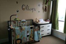 Kids Nursery / Ideas for Oliver
