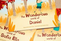 Wondrous World Book