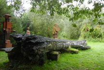 Insel Hombroich / Kunst, Natur, Skulpturen, Neuss, Anatol Herzfeld