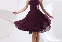 Bridesmaid Dresses / So many different styles and colours for your Bridesmaids