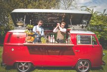 Coffee and bar van