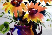 Pat Weaver flowers