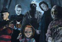 Horror művészet
