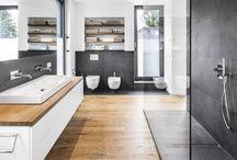 Designer-Badezimmer