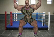 [Buster-Smooth] Bodybuilder Hairy Muscle Bear / Bodybeef model 'Buster' - Visit http://www.bodybeef.com/studios/buster---premium-sets for Buster's nude photo sets!