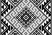 Disenos mapuches indierna