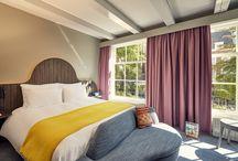 Master Bedroom Inspiration at Pulitzer Amsterdam