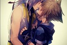 Riku x Sora