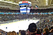 San Jose Sharks / Panoramic pic I took.  / by Devon Lewis
