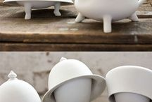 Pottery. Ceramics.