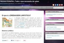 INTERNET / Websites e Redes Sociais ligados à Beleza, Estética, Bem Estar, Saúde e SPA.