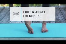 Put in ankle pain relief