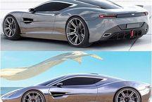 Aston Martin, Ferrari & Co